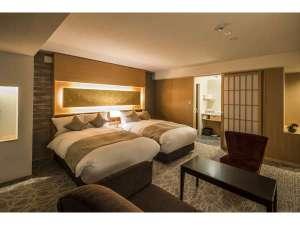 京都 新町六角ホテル グランレブリー: Premium Twin_03