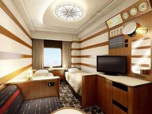 サンルートプラザ東京:【新客室】キャプテンズルームイメージ