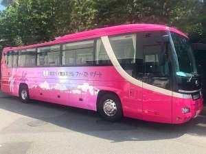 ★東京ディズニーランド(R)⇔ホテル間のシャトルバスはファーストリゾートだけ!(毎日運行)