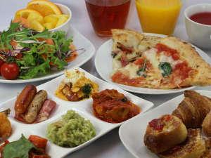 博多グリーンホテル1号館:☆【サルヴァトーレクオモ市場 博多】朝食一例