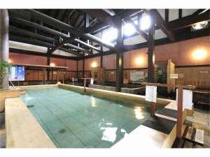 時之栖 SPA&HOTEL天神の湯:ひのき風呂