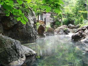 湯治の宿 松川渓谷温泉 滝の湯