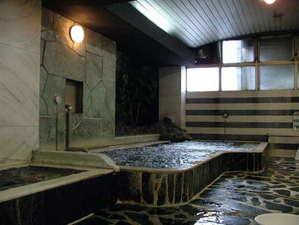カプセル&サウナロスコ(旧カプセルイン駒込):大浴場