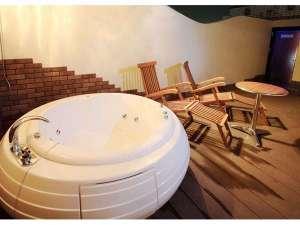 ナイスインホテル舞浜東京ベイ ~premium~:露天風呂の一例(様々なタイプをご用意しております)