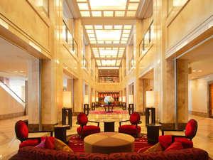 ホテル日航奈良:ホテルロビー