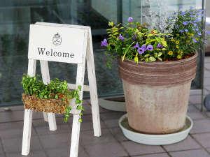 スマイルホテル福岡大川(旧セントラルホテル大川):ウェルカムボード
