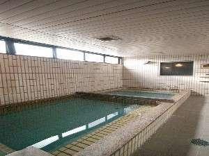サウナ付き男性大浴場