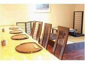 ホテル1階和ダイニング「招月」和食をお楽しみ頂けます。