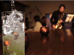 jazzライブは不定期で開催