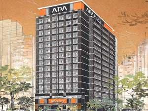 アパホテル〈大阪天満橋駅前〉全室禁煙2021年3月16日開業の写真