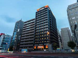 アパホテル〈大阪天満橋駅前〉の写真