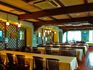 栂池高原ホテル:レストラン
