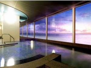 三井ガーデンホテルプラナ東京ベイ:宿泊者専用展望浴場(宿泊者無料)