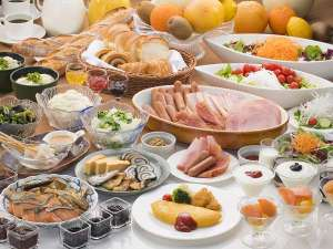朝食ブッフェ※イメージ