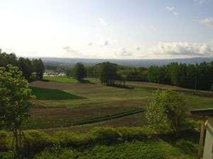稲庭交流センター 天台の湯:*花や木々が多く生息する稲庭高原