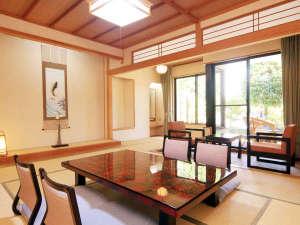 四季感じる自然庭園と天然温泉 柳屋:◆露天風呂付特別室◆全室庭園を眺められます!踏み込み+広縁付