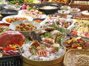 ホテルナトゥールヴァルト富良野:ふらの農家ビュッフェ!今年は野菜だけではなく海鮮もグレードアップ!