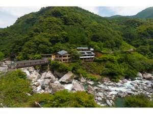 中津渓谷ゆの森の写真