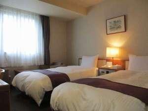 出雲のホテル 武志山荘:ツインルーム