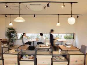 静岡カントリー浜岡コース&ホテル:まるよ茶屋カフェ