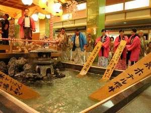 草津温泉 ホテル櫻井:【湯もみショー】お子様からおばあちゃんまで楽しめる草津名物♪※イメージ