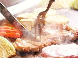 草津温泉 ホテル櫻井:【夕膳/バイキング】旬の味覚満載の季節のフェア料理※イメージ