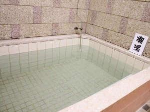 健康応援の宿 しおゆ旅館:【潮湯】自然治癒力を高め、万病に効くと言われています。