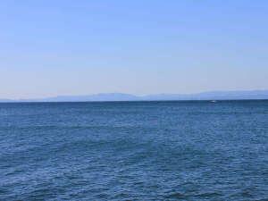 健康応援の宿 しおゆ旅館:【景色】海側のお部屋からは穏やかな有明海が望めます。