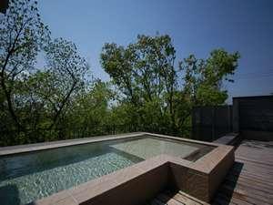 空の庭プチホテル:大自然を満喫!雲上露天風呂