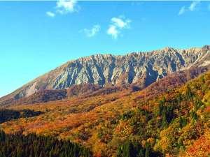 大山ロイヤルホテル:秋の紅葉名所「鍵掛峠」ホテルよりお車で約30分