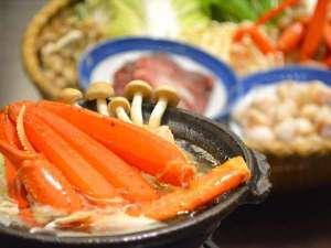 ロイヤルホテル 大山(旧:大山ロイヤルホテル):一人用の鍋で自分好みの味に♪<とっとりジビエ>や<紅ズワイガニ>など好きな具材・出汁で楽しもう★