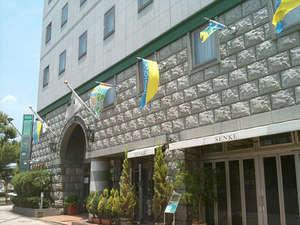 アイランドホテル:長野駅より徒歩4分。ビジネス・観光にアクセス便利!