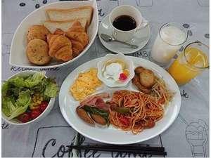 【朝食】洋食ビュッフェ