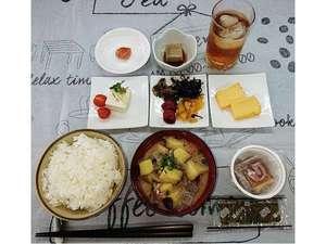 【朝食】和食ビュッフェ