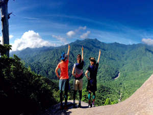 【白谷雲水峡トレッキング】360℃のパノラマを独占!絶景に包まれ過す、至福のひととき♪