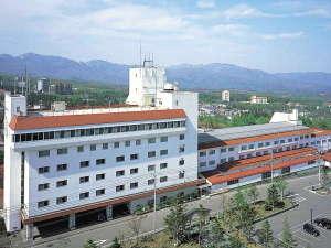 草津温泉ホテルリゾート 外観