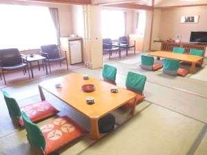 草津温泉ホテルリゾート:【コネクティングルーム】和室10畳+10畳の、10名様までお泊まり頂けるひろ~い和室