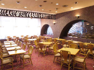 ホテルサンルート一関:レストラン赤煉瓦