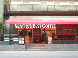 アパホテル<神戸三宮>2018年8月11日リニューアルオープン:2018年8月11日 リニューアル シアトルズベストコーヒー