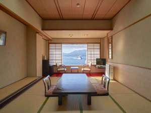 海側和室10畳