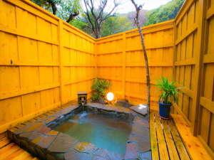 伊豆今井浜温泉旅館 心のどか:貸切露天風呂&貸切温泉24時間入れます!