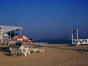 アモーレ テシマ リゾート:【プライベートビーチ】楽しみ方はあなた次第。思い思いの休日をお過ごしください。