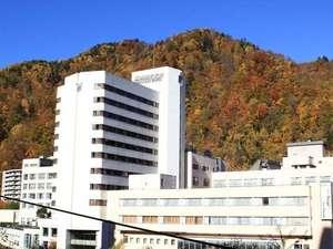定山渓ホテル 外観
