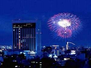 隅田川花火大会は東京スカイツリー(R)ビュー客室よりご覧頂けます