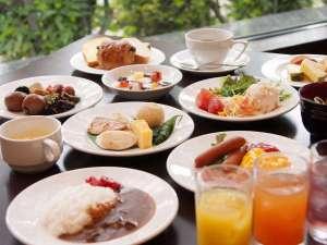 ホテルJALシティ仙台:【朝食バイキング】牛タンカレーやしそ巻など、季節代わりの東北の味覚を使った和洋食バイキングをご用意!
