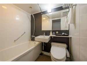 【リニューアルバスルーム】シックにデザインしたバスルーム