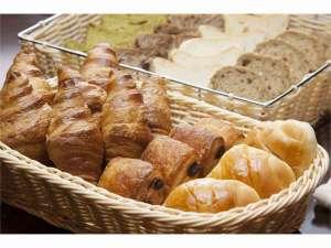 朝食(Jolie)パンも選び放題!
