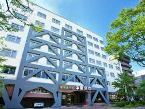温泉ホテル中原別荘(客室禁煙・耐震改修済)の写真