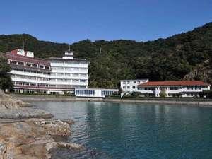眺望露天風呂 汐見の湯 ホテルなぎさやの写真