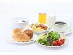 盛岡グランドホテルアネックス:朝食バイキング